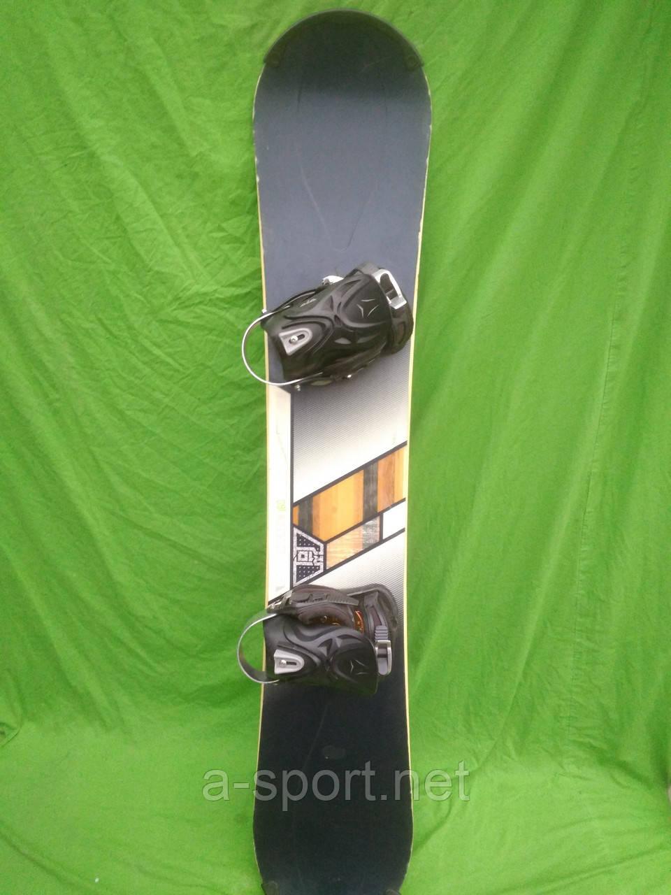 Сноуборд Ride decade 160 см + кріплення atomic  продажа 5c16829a91692
