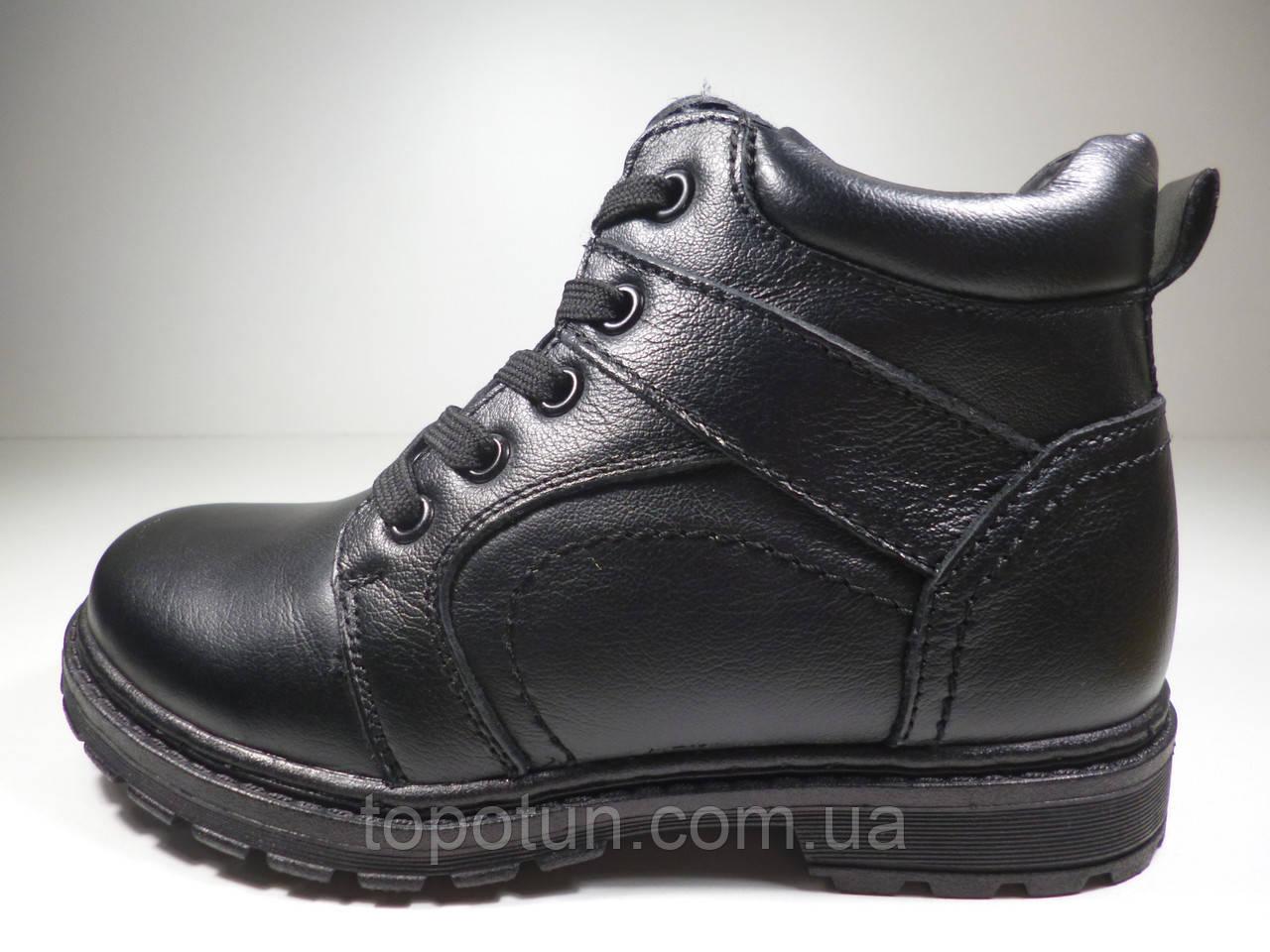 19f83310c Ботинки для Мальчиков Кожаные Kangfu Размер: 32,33,34 32 — в ...
