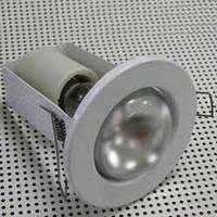 Светильник встраиваемый потолочный R-63 белые плоские