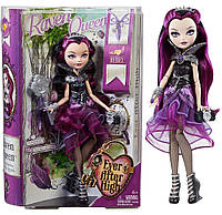 Кукла Эвер Афтер хай Рейвен Квин базовая Первый выпуск Индонезия Ever After High Raven Queen Рэйвен