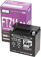 Аккумулятор Kawasaki FTZ14-BS 12V 14Ah