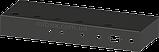 Шасі для гітарного підсилювача на 50Вт, MB-50GA (Ш432 Г165 В64) чорний, RAL9005(Black textured), фото 2