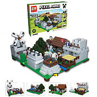 Конструктор Майнкрафт (Minecraft) ZHBO Pixel world 4 В 1 (ZB361)