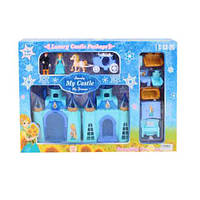Интерактивный игровой набор «Замок принцессы» с аксессуарами CB688-6F