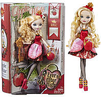 Кукла Эвер Афтер хай Эппл Вайт базовая Первый выпуск  Индонезия Ever After High Apple White