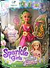 Sparkle Girls Квіткова фея з аксесуарами в асортименті Роза FV24010-5 d