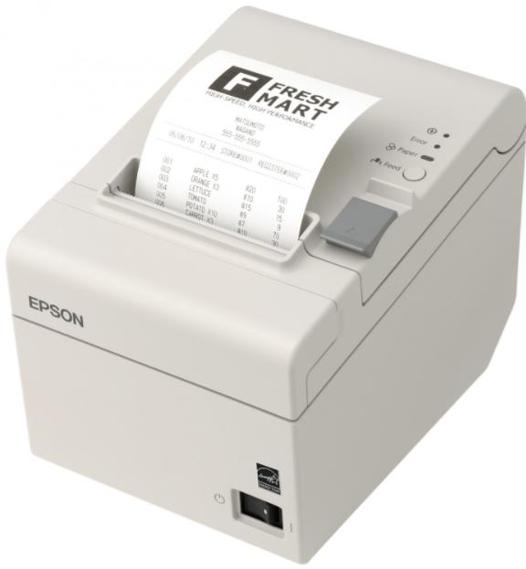 Чековый принтер Epson TM-T20 USB  принтер чеков чековий принтер термоп