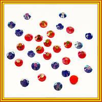 Новое Поступление: Камни Акриловые для Дизайна Ногтей, 6 цветов