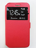 Книжка Book Cover Original Samsung J105 (J1 mini) (Red)