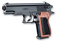 Пистолет SP-3 (120шт/2) пульки в коробке 21*14, 5 см.
