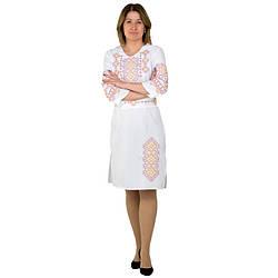 Украинские платья с орнаментом
