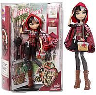 Кукла Эвер Афтер хай Сериз Худ базовая Первый выпуск  Индонезия Ever After High Cerise Hood