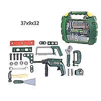 Набор инструментов T226(G) (12шт/2) в чемодане 37*9*32см