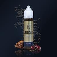 Жидкость для электронных сигарет Juicer WILD WEST 60мл (табак+вишня)