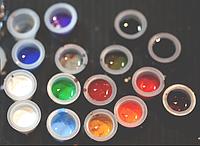 Капсы для пигмента (caps) S, M, L 25 шт., фото 1