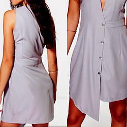 Женское платье, платья светлое красивое Бренд Boohoo 1002