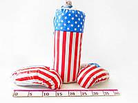 """Боксерський комплект малий """"Америка"""" (10), арт. 0001, Danko toys"""