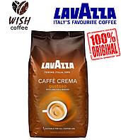 Кофе в зёрнах Lavazza Caffe Crema Gustoso 1000g (Лавацца Крема Густозо 1кг)