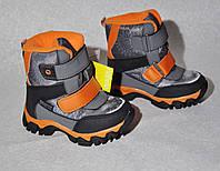 Зимние термо сапоги термо ботинки для мальчика 23 , 27 , 28 Tom.m
