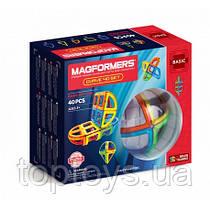 Магнитный конструктор Magformers Базовый набор Дуга, 40 эл. (701011)