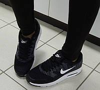 Кроссовки женские Nike черные, фото 1