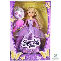 Sparkle Girls Принцеса Рапунцель в ліловій сукні