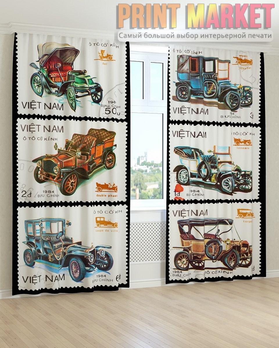 Фото шторы машины на марках
