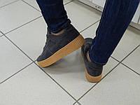 Кроссовки криперы Puma Пума, серые