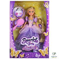Sparkle Girls Принцеса Рапунцель в фіолетовій сукні