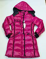 Пальто  на девочку рост 134-164 см еврозима
