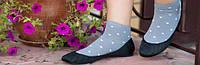 Носки женские, лето/ осень/ зима/ весна, махра, спортивные носки, следы.