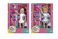 "Кукла ""Доктор"" 8802 (36шт/2) 2вида, с набором ""доктора"", в кор.36*25*8"