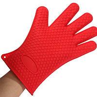 Силиконовая перчатка для кухни, фото 1