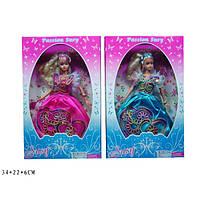 Кукла Susy 2909 2 вида в коробке 34*22*6 см.