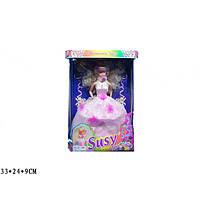 Кукла типа Барби Susy 2508 в коробке 33*24*9 см.
