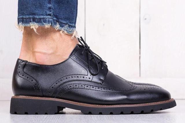 Туфли осень-весна