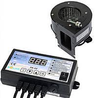Автоматика NOWOSOLAR (контроллер РК-22 + вентилятор NWS-75)