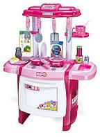Кухня детская игровая WD-A18. Световые и звуковые эффекты