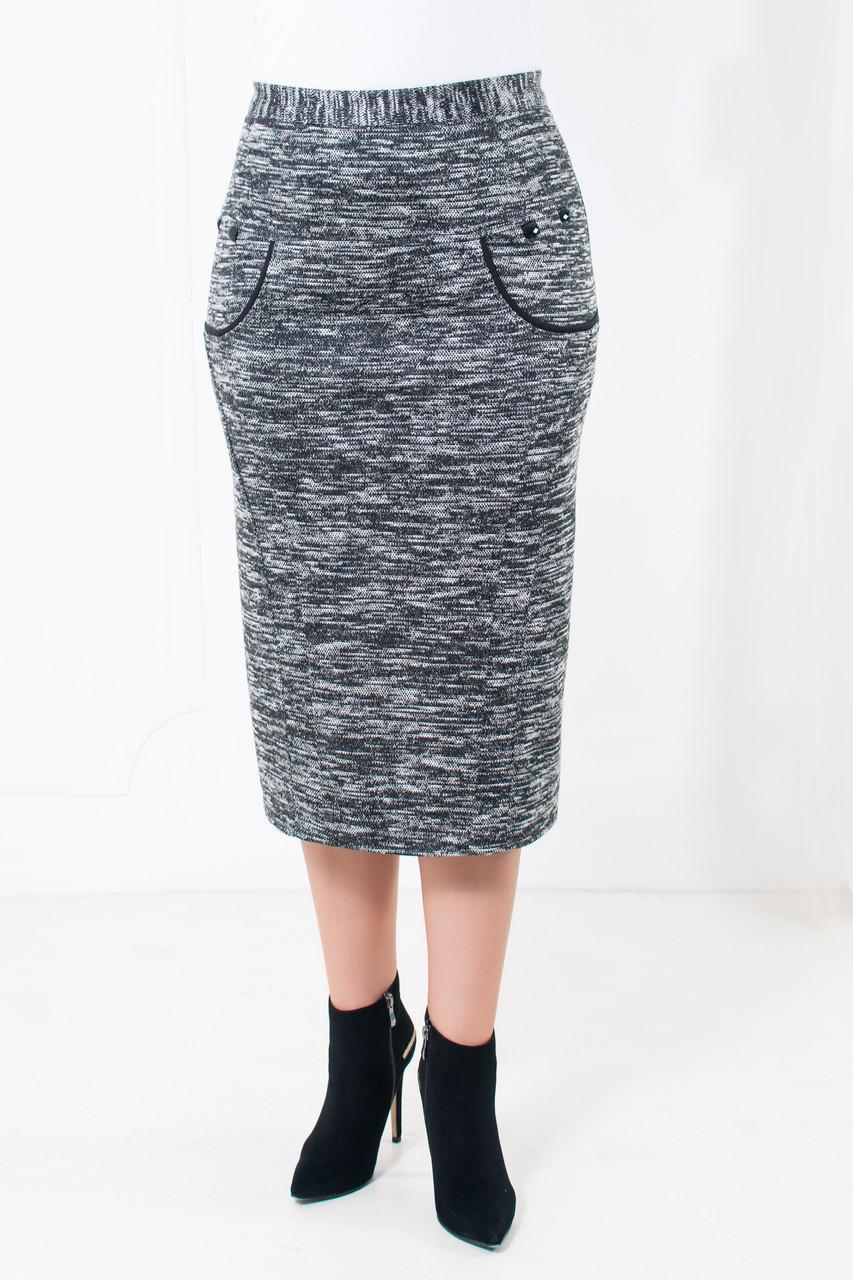 Женская юбка Тамила теплая