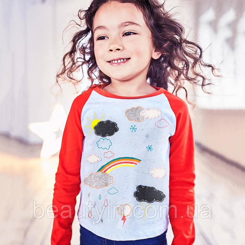 Світшот для дівчинки Погода Little Maven
