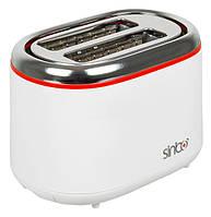 Тостер SINBO ST2420 (850Вт,пластик,2відділ.)