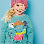 Кофта для девочки Мышонок Little Maven