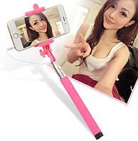 Монопод для смартфонов и iPhone Monopod Z07-5S розовый