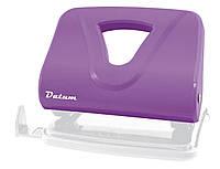 Дырокол 20 листов пластик  D1220-12 фиолетовый ТМ Datum 240127