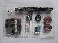 Комплект крепления насоса-дозатора к ГУРу трактора МТЗ-80 / МТЗ-82