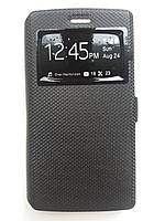 Книжка Book Cover Original Samsung S4 (i9500) (Black)