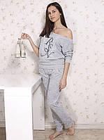 Женский велюровый костюм от производителя ТМ Роксана (арт.492)