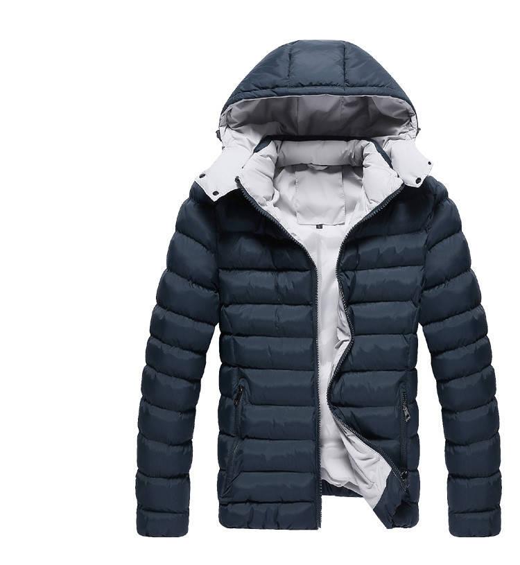 Мужская куртка зимняя AL5261