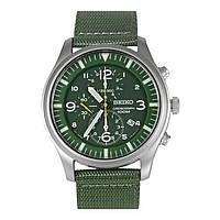 Часы Seiko Military SNDA27P1 хронограф Quartz 7T92, фото 1