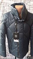 Мужская куртка SAZ . Распродажа!!! 48 (синяя), 54 (синяя, серая, черная).